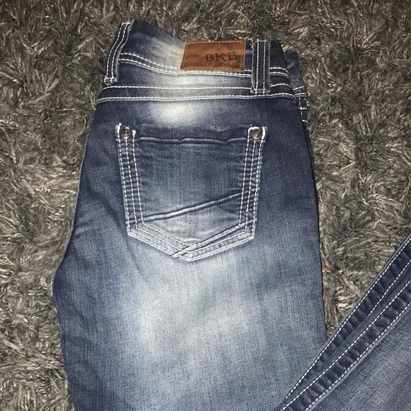 Bke sz 26l jeans boot cut